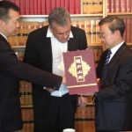 Auckland law firm Quay Law hosts Chinese Governement and High Court Judges Delegation as part of Trade initiative photo